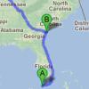 Move Boat from Florida, Georgia or Gulf Coast to West Coast January 2019