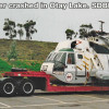 helicopter transport by road