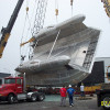 Swath Boat Flip