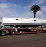 Brand New Hanse 415 San Diego to Richmond