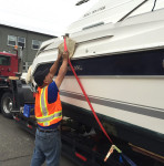 Move 36 Foot Powerboat from Bay Area to San Diego
