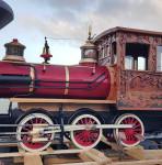 Custom Narrow Gauge Train Gets Special Treatment