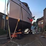 maverick-trawler-launch-dockside