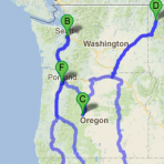Move a Boat from the Seattle, WA Area Headed South: Open Timeframe