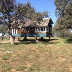 House Boat (Log Cabin) From SD to Santa Ysabel, CA