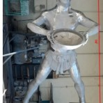 Shipping Large Art Piece: 16 Foot Statue