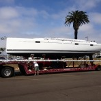 Brand New Hanse 415 San Diego to Richmond