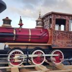 Custom Narrow Gauge Train Gets Special Treatment